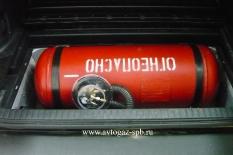ГБО HANA, баллон 60 литров циллиндр