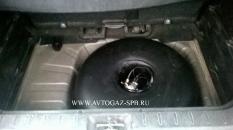 ГБО Digitronic Maxi-2 с баллоном тор.42 литра