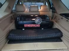 ГБО Digitronic IQ 3D форсунки AEB с баллоном 105 литров цил.